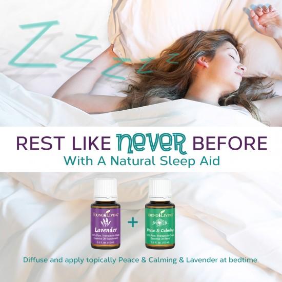 Natural Sleep Aid Ad