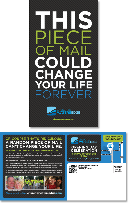 Change Your Life Mailer